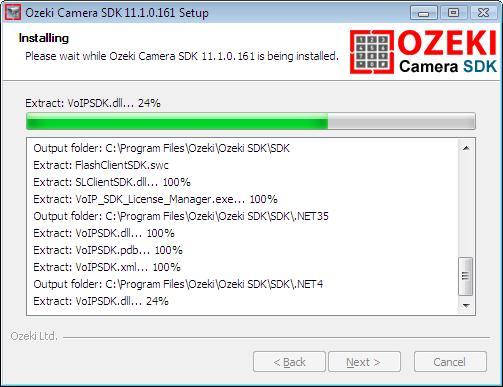 C# Camera SDK: Quick start guide for the Ozeki Camera SDK