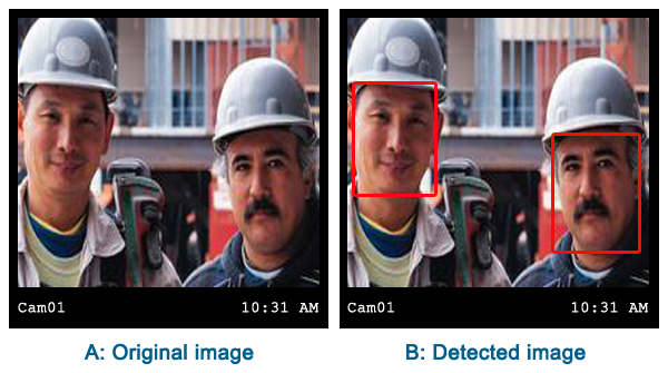 C# Camera SDK: How to implement face detection in C#